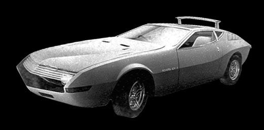 Toyota EX1 Prototype