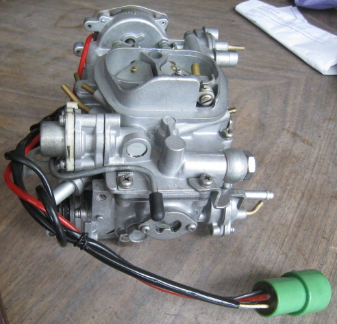 22re Vacuum Diagram likewise 273181 Toyota 22r Carburetor Adjustment together with 22r Carburetor Wiring Harness furthermore Diagrama De Carburador Weber 460 Cht additionally Rough Idle First Toyota 87 4x4 22r W Weber Carb 256441. on toyota 22r weber carb diagram