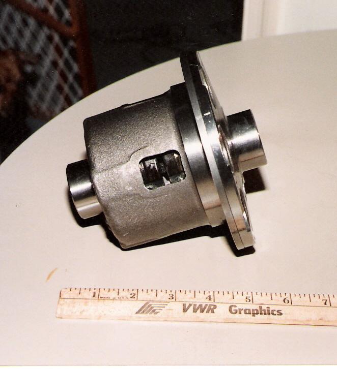 Bmwpressor: Differential Drain Plug Removal Tool