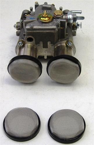 Weber Mikuni Air filters Air horn filters