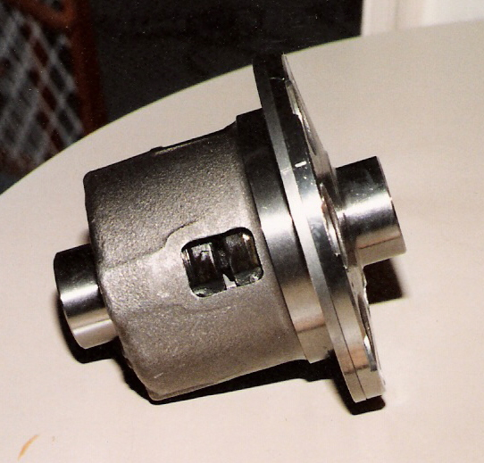 Toyota Lexus Limited slip Differential