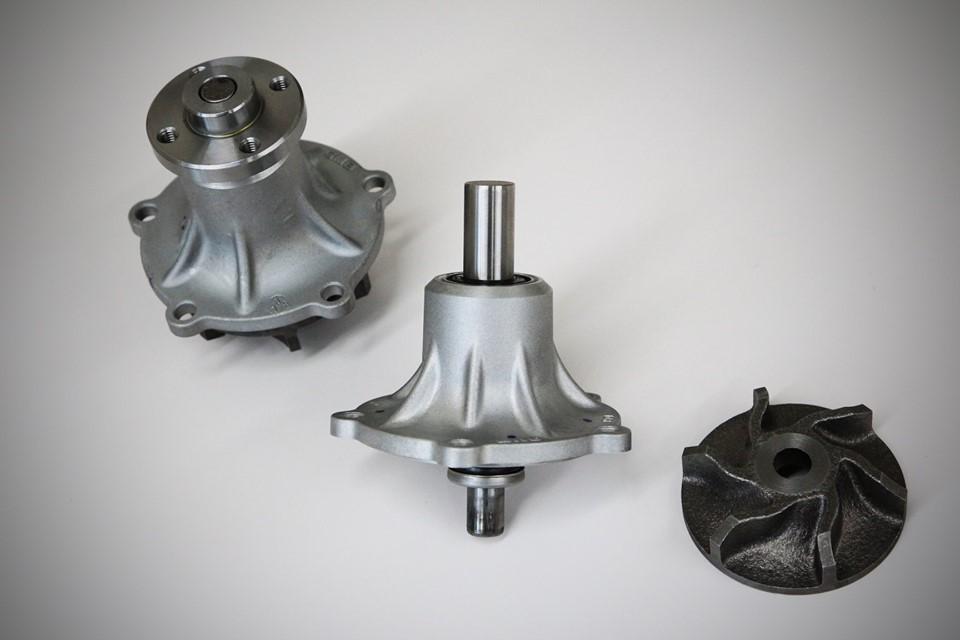 Water Pump 2000GT 3M engine