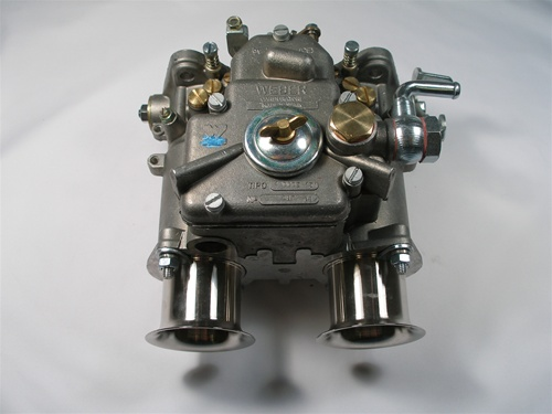 Carburetor Fuel Components
