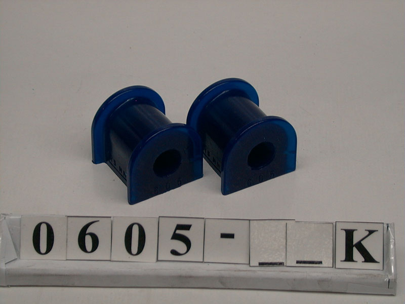 2PU Front Sway Bar Bushings 1-01-2509 compatible with TOYOTA COROLLA 48815-02030